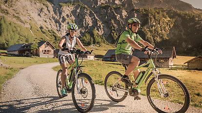 Biken in der Steiermark