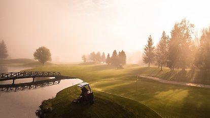 Golfen in der Urlaubsregion Schladming-Dachstein