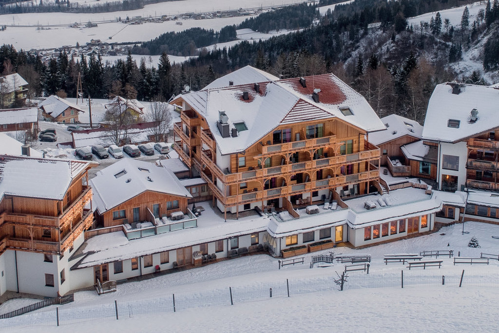 Skiurlaub im Naturhotel Höflehner