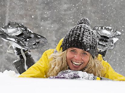 Schneeschuhwandern bei Schladming