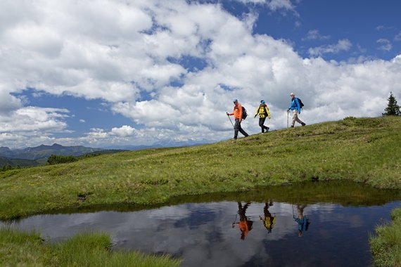 Naturhotel Höflehner - Wandern