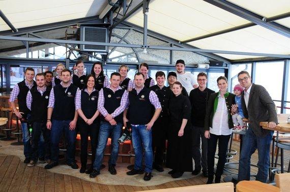Team Knapplhütte