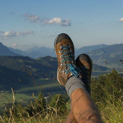 Aktive Füße