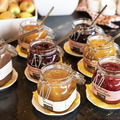Apfel-Kürbis Marmelade