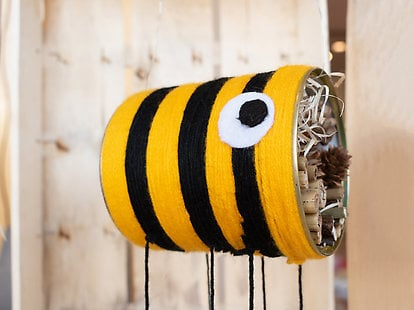 Höflehner Blog - Bienenhotel