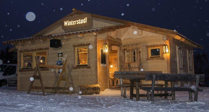 Der Winterstadl -  der neue Aprés-Ski-Treff