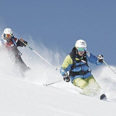 Freeriden mit Stephan Görgl