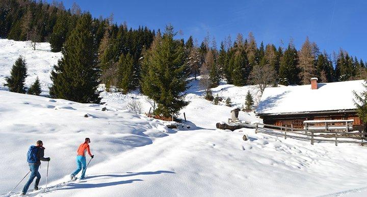 Hiking In a Winter Wonderland…