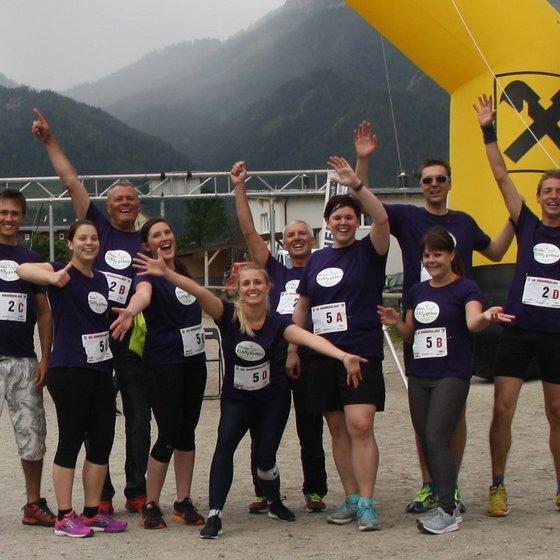 Laufstarkes Team
