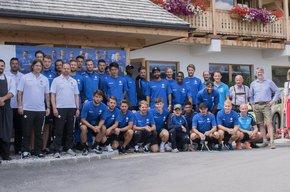 #LilienInDaHaus – Trainingslager des SV Darmstadt 98