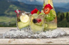 selbstgemachtes Vitaminwasser