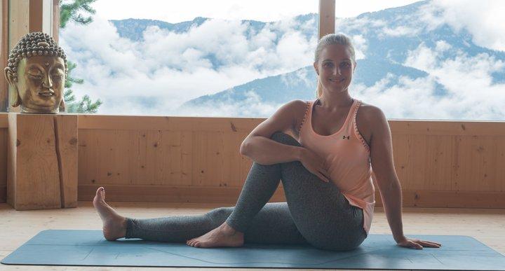 Yoga gegen Alltagsstress