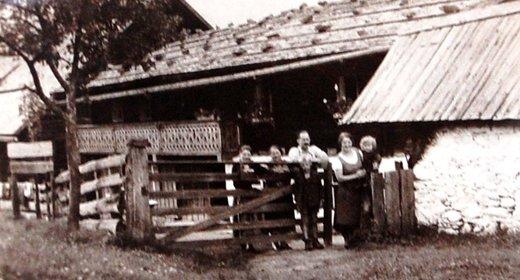 Knapplhof in den 30ern