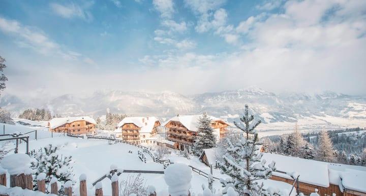 Willkommen im Natur und Wellness Hotel Höflehner