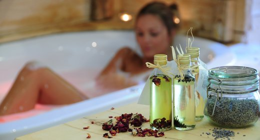 Wellnesshotel mit Alpin Spa