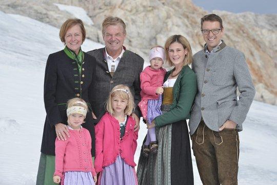 Familie Höflehner 2017