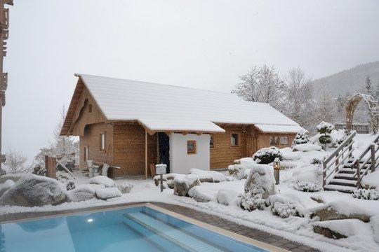 stillealm im schnee