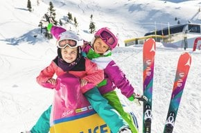 Mini's Week - Free ski lessons and more for kids (year 2012 and younger)