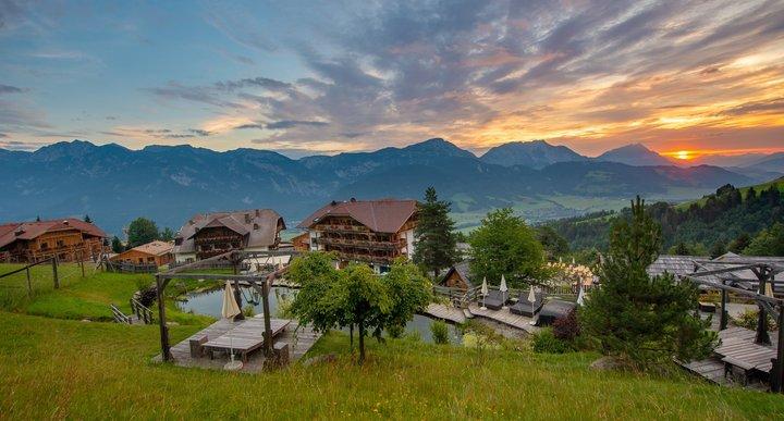 Bergsommer im Naturhotel Höflehner