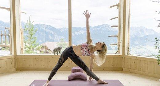 Chakren Yoga_©Rene Strasser