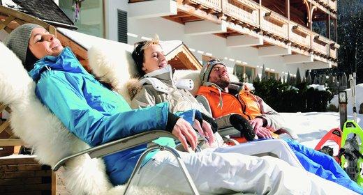 Königliche Skitage