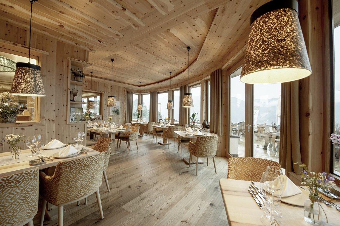 2018 eröffnet das Fine Dining Restaurant Hoamatstub'n