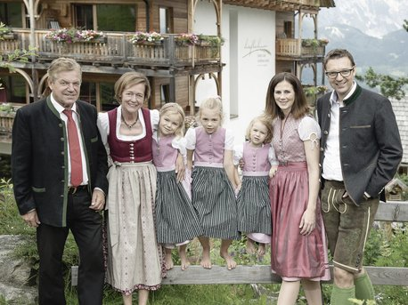 Familie Höflehner heute