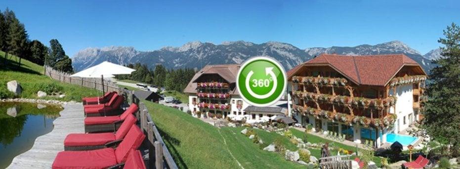Interactive 360° Panorama