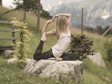 Berg-Yoga