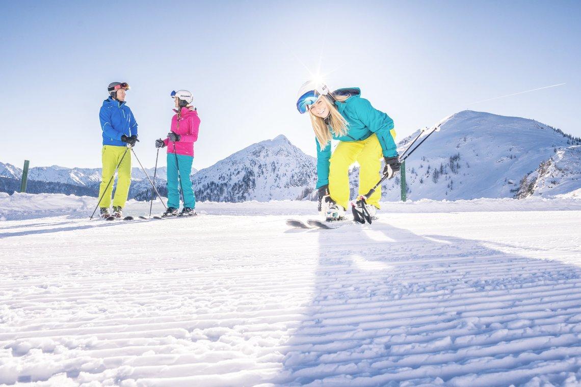 Ski und Wellness Schnuppertage