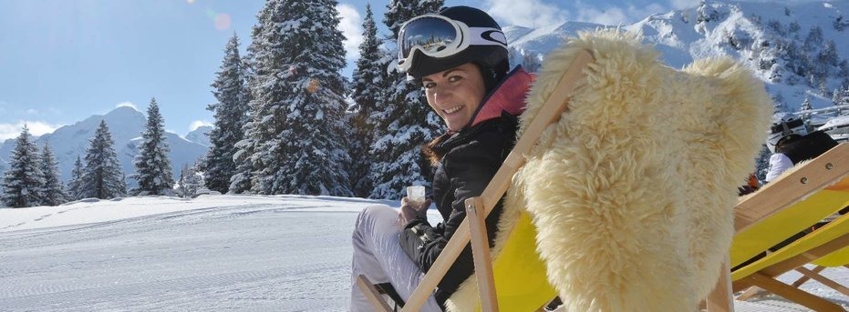 Ski und Wellness schnuppern