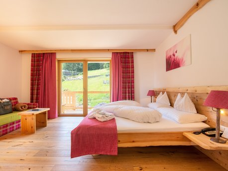 Wohlfühlzimmer Alpenrose Superior