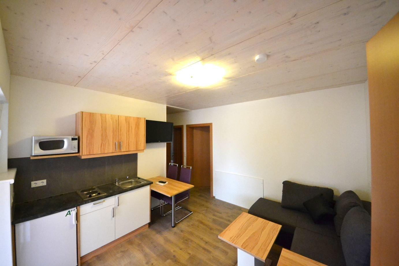 mitarbeiterhaus h flehner 39 s teamquartier. Black Bedroom Furniture Sets. Home Design Ideas