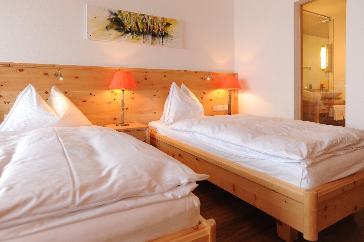 Familienzimmer Zirbe im 4* Natur& Familienhotel, Schladming
