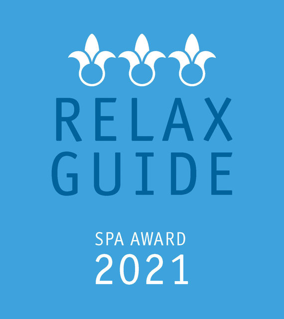 Relax Guide 2021 Spa Award
