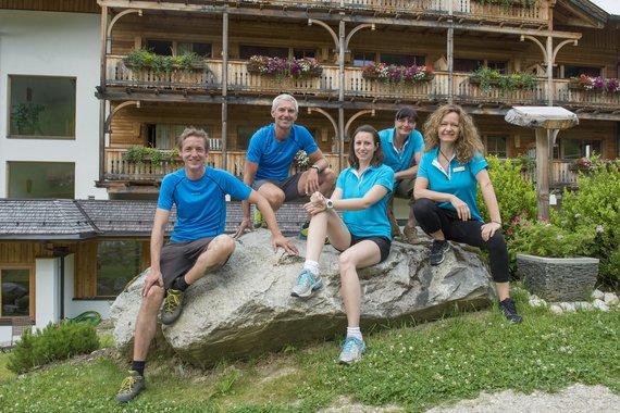 Activity Team unter der Leitung von Harald Höflehner, links