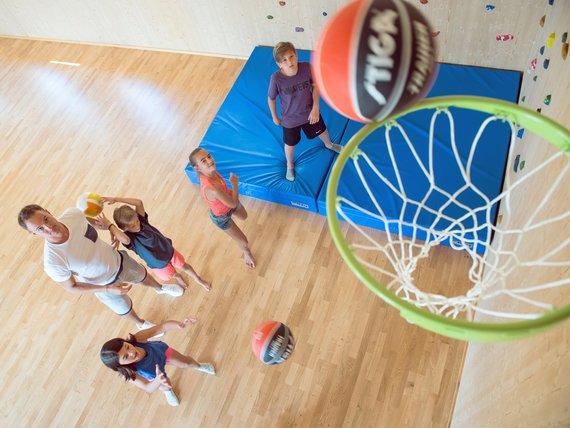 Aktiv Alm - Basketball