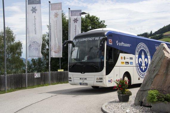 Anreise SV Darmstadt 98