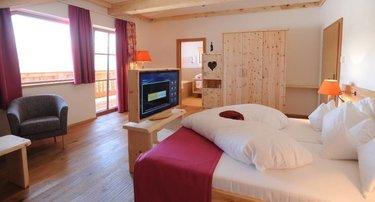 Bergsonne Hauptzimmer
