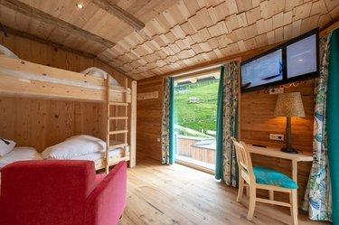 Bergsonne Kinderzimmer