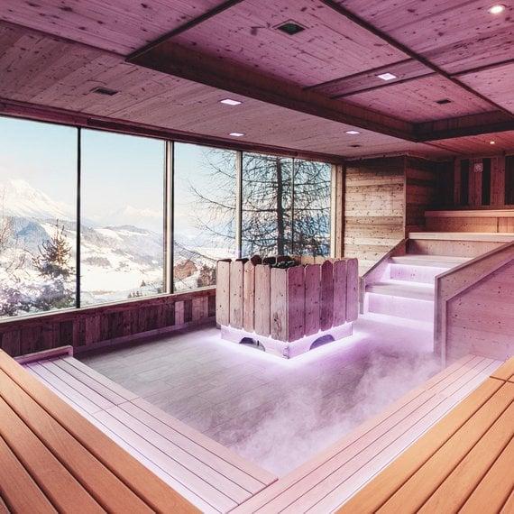 Erlebnis Sauna