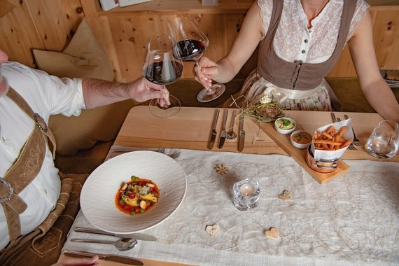 Fine Dining Hoamatstub'n