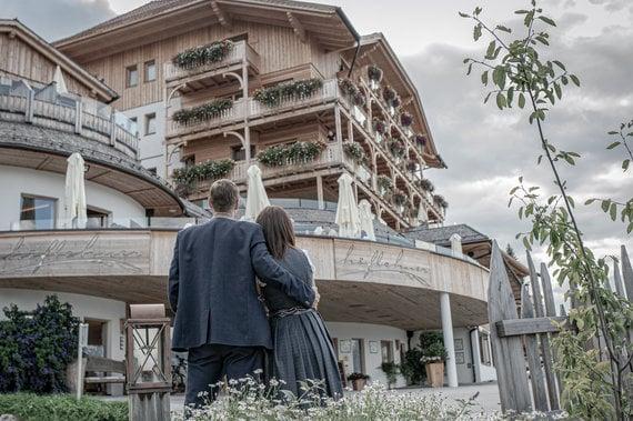 Gerhard und Katrin Höflehner
