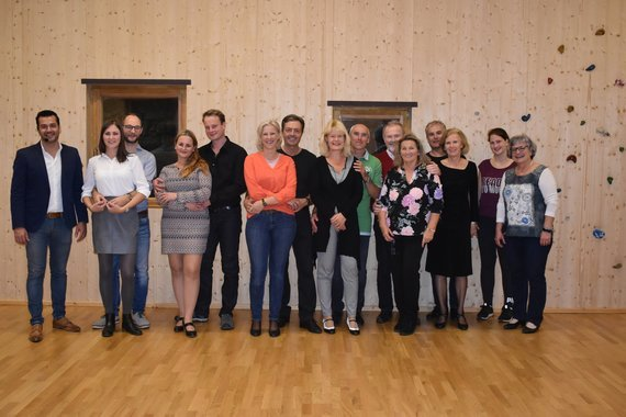 Gruppenfoto Dancing Days 15.11.
