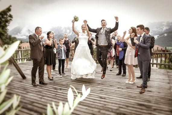 Hochzeitsinklusivleistungen - Shooting Star, Sibylle Sieder
