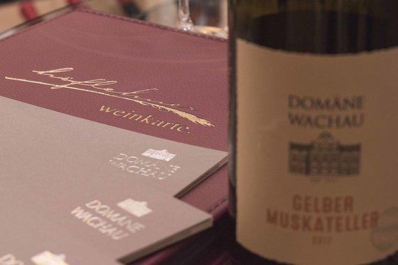 Höflehner Weinkarte