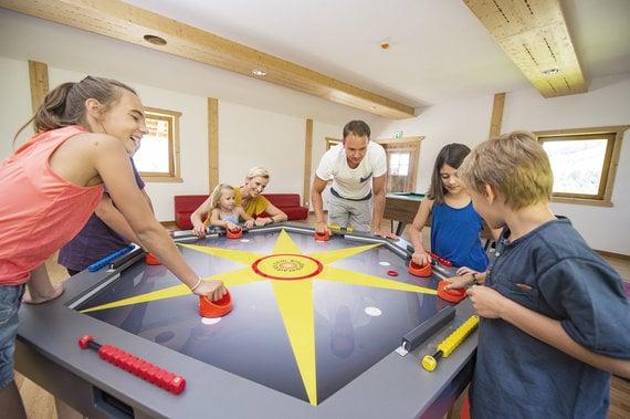 Höflehners Funpark - Spiele Alm