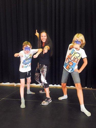 Kidsdance Roswitha Wieland