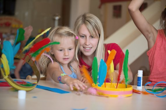 Kinderbetreuung Bernadette