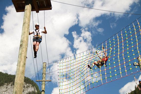 Kletterpark Gröbming